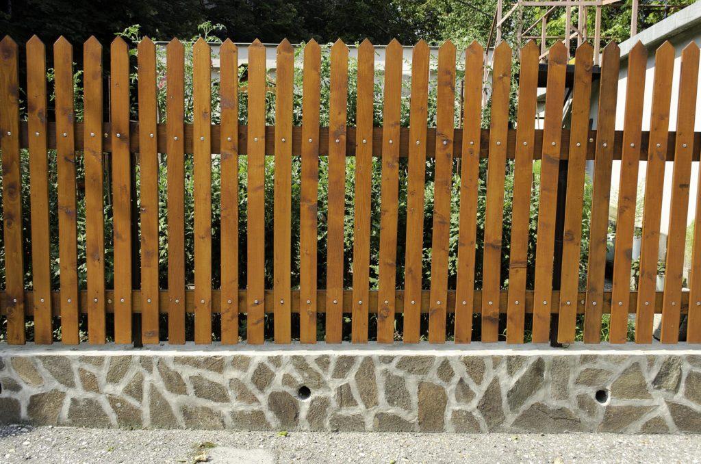 Creative Fence Contractors - Wood Fencing 1